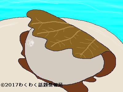 柏餅 葉っぱ 食べ れる