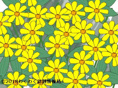 花 を 持た せる 意味