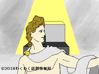 太陽神アポロンのイラスト