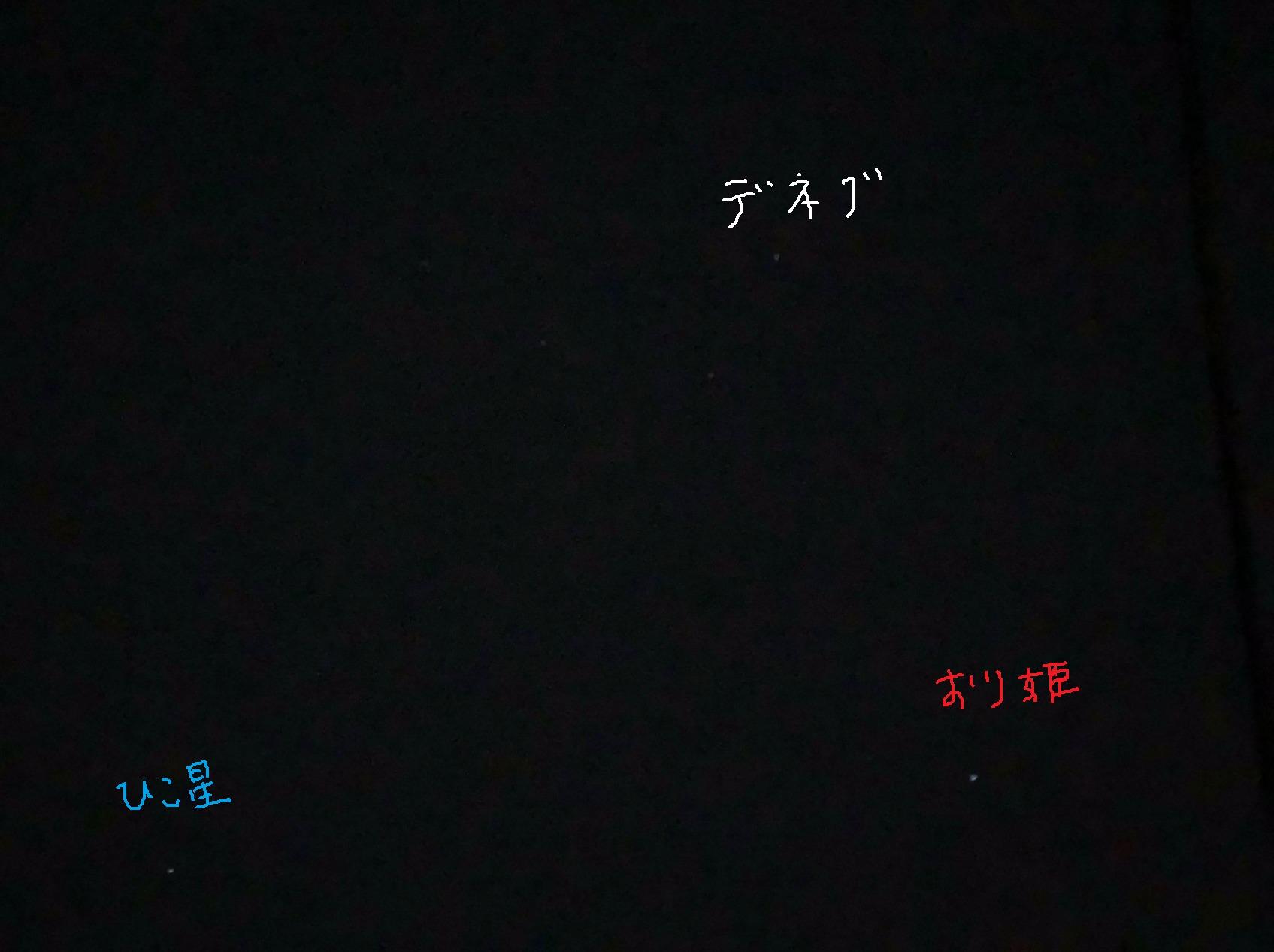 2020年8月25日名古屋上空
