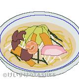 長崎ちゃんぽんのイラスト