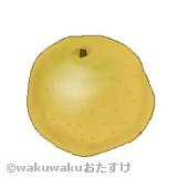 長十郎のイラスト