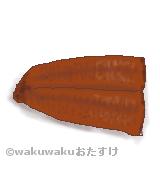 蒲焼のイラスト
