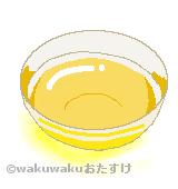 エゴマ油のイラスト