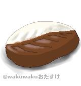 べこ餅のイラスト