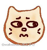 ねこねこ食パンのイラスト